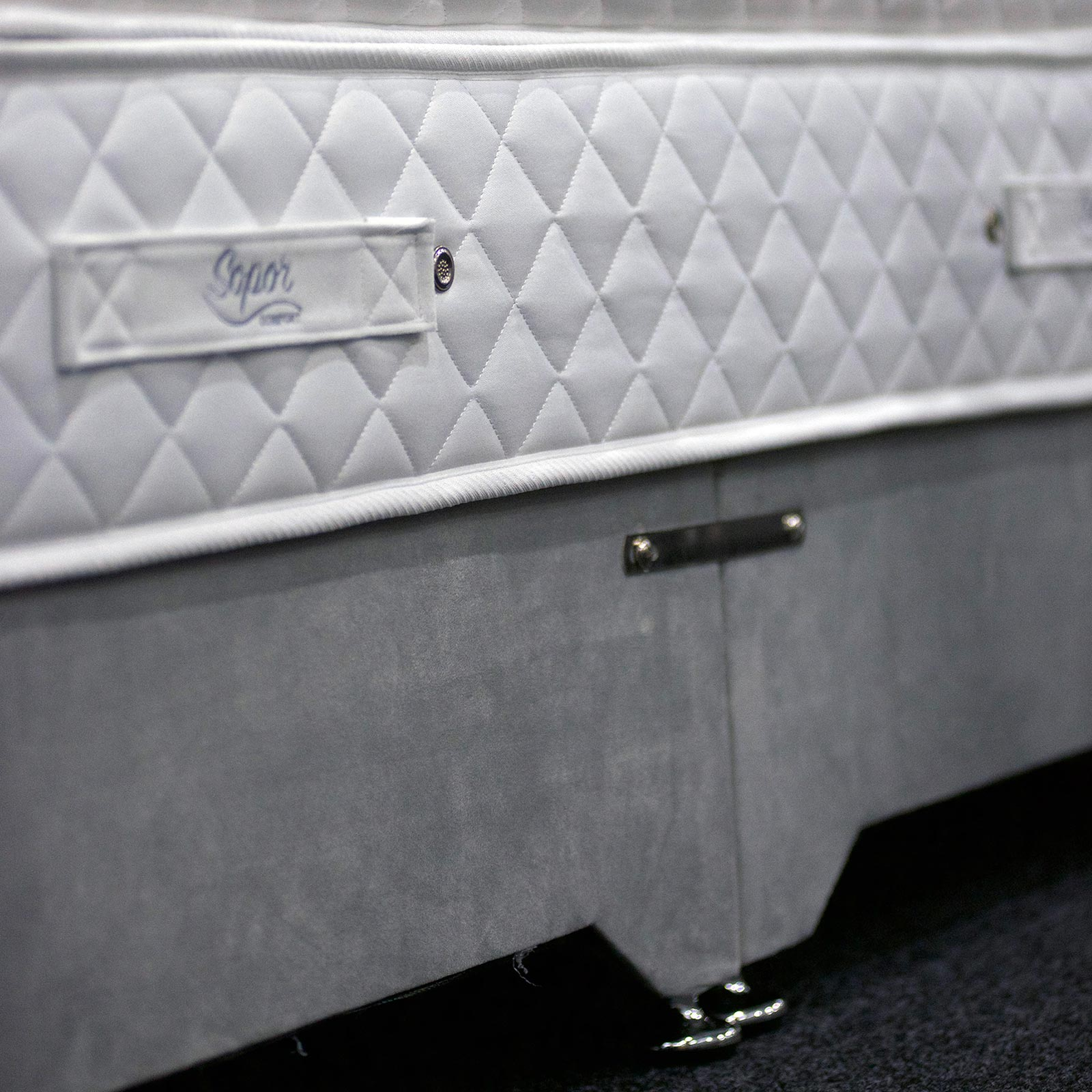 Boston divan lifestyle mattress detail