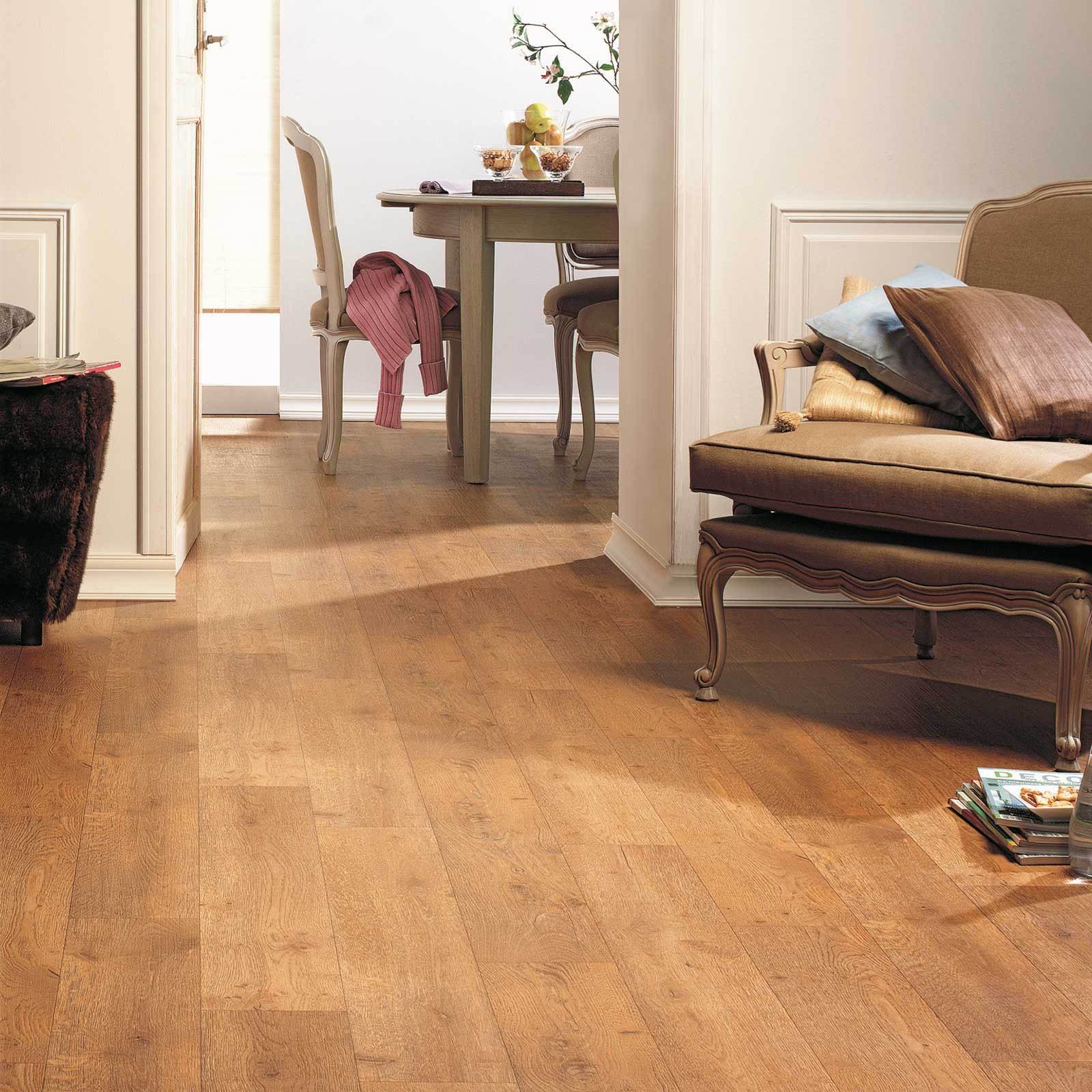 Presto Wood Vinyl Flooring Lifestyle