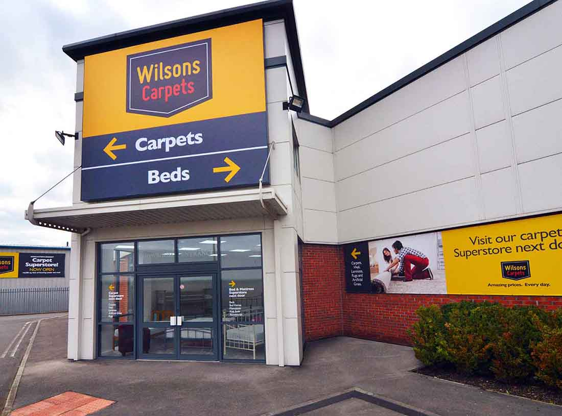 Wilsons Carpets Stores