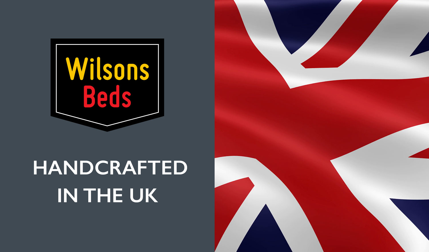 Wilsons Beds Handcrafted In The UK